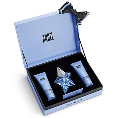 Mugler Angel 25ml EDP + 50ml BL + 50ml SG