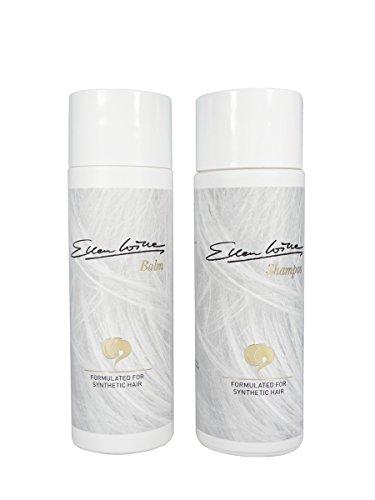 Ellen Wille Hair Power Synthetik Faser Pflegeset-Shampoo Balsam