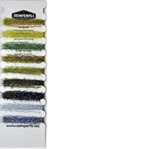 Semperfli Straggle String Mixed (Natural)