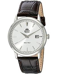 Orient ER27007W - Reloj para hombres color marrón