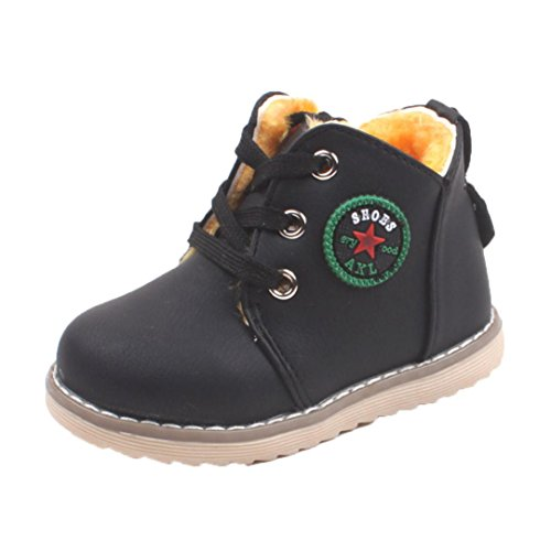 Chaussures pour enfants, Kingko garçons filles Chaussures de sport bébé Chaussures pour enfants tout-petits