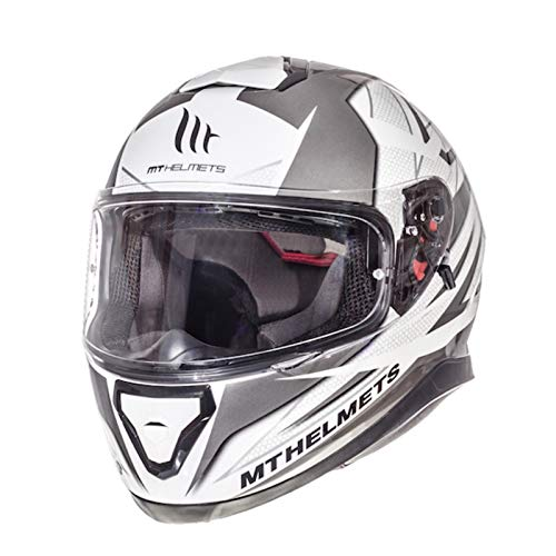 MT Thunder 3 SV - Casco de moto talla L