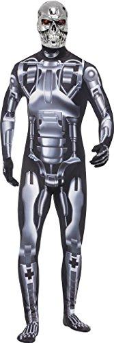 Terminator Endoskeleton Costume
