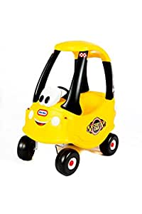 Little Tikes Yellow Cab Cozy Coupe Ride-on