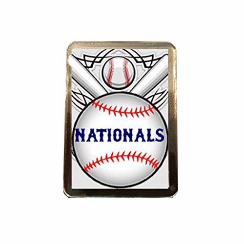 B Gifts Washington Nationals - MLB Novelty Fridge Magnet