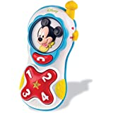 Disney Baby - Baby Mickey Lights and Sounds Mobile Phone