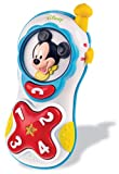 Clementoni Disney Mickey Mouse Baby Lights And Sounds Mobile Phone