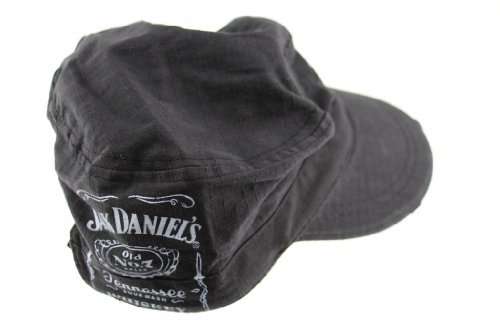 Jack Daniels Army Kappie Cap im Vintage Look