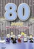 lustige Geburtstagskarte zum 80.
