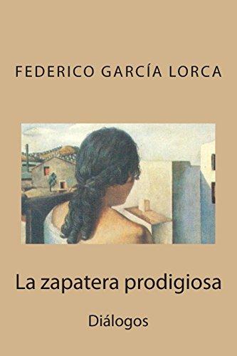 La zapatera prodigiosa: Diálogos