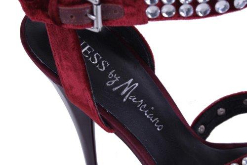 GUESS Femme Escarpins Pumps Stiletto Rouge