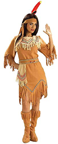Forum Novelties, Inc Native American Maiden Fancy Dress Costume Small