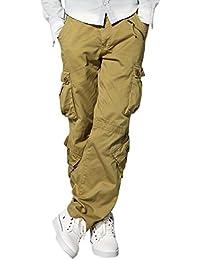 Match Pantalons Cargo pour Hommes #3357