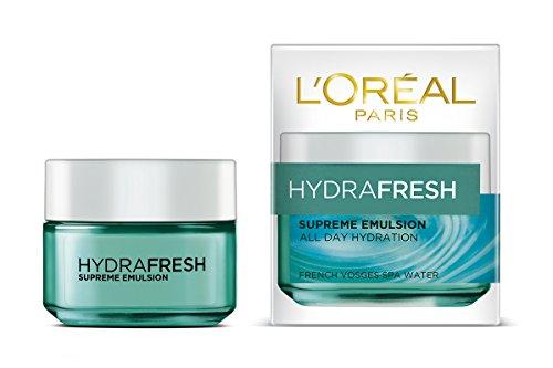 L'Oreal Hydrafresh All Day Hydration Supreme Emulsion 50ml -