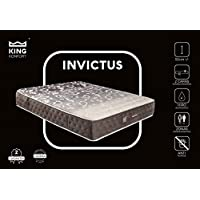 Colchón Invictus con 1600* muelles ensacados con 8 cm de viscografeno y softsensitive. Máxima
