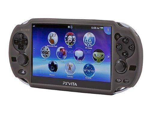 Monoprice PlayStation Vita Silicone Glove Case - Black