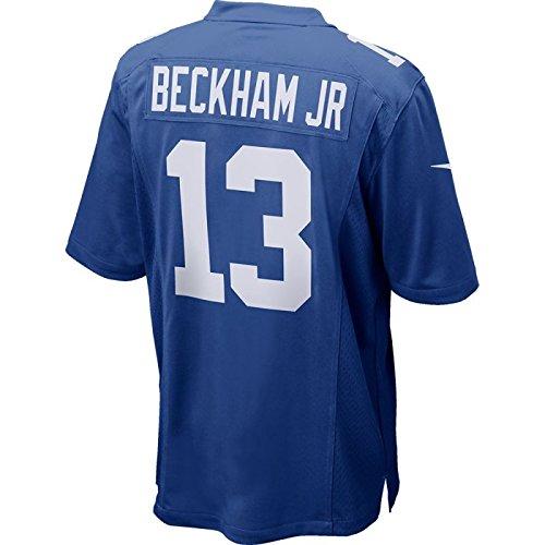 NFL Game Team Jrsy - kurzärmeliges T-Shirt Herren, Farbe Blau, Größe XL ()