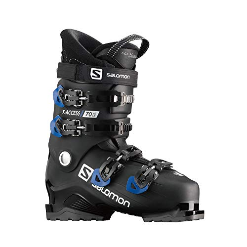 SALOMON X Access 70 Wide Black Blue 19/2 Größe: 28/28.5