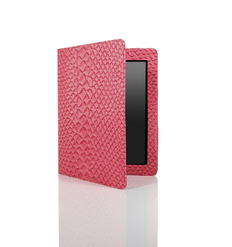 travel-smart-faux-crocodile-patent-leather-case-for-ipad-2-and-the-new-ipad-tt277i-coral