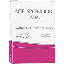 Naturlíder Age Splendor Suplementos Vegetales para Belleza y Piel - 30 cápsulas