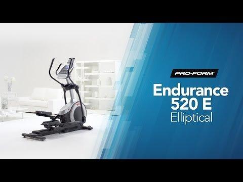41fRut3sX9L - Proform 520 ZLE Elliptical Trainer