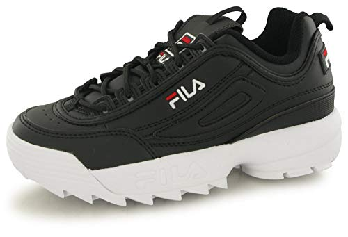 Fila Disruptor Low W Scarpa Black