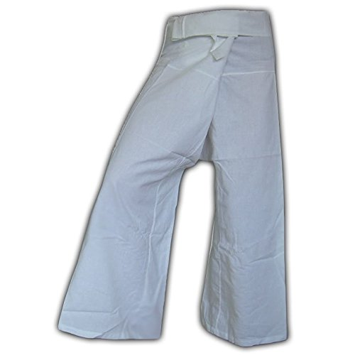 Panasiam Thai Fisherman Hose , Wei� , XL