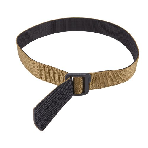 5.11 Double Duty TDU Belt L schwarz - Coyote/Black