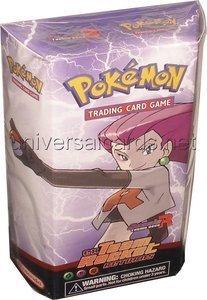 Pokemon EX Team Rocket Returns Jessie Theme Deck [Toy] (Jessie Team Von Rocket)