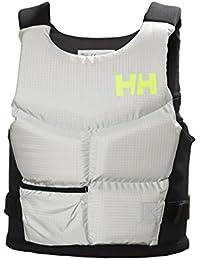 Helly Hansen Rider Stealth, Chaleco para Hombre, Gris, One Size (Tamaño del Fabricante:90+)