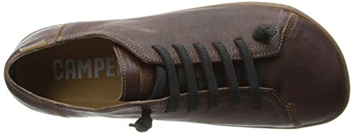 Camper Peu Cami, Baskets Basses Homme Marron (Medium Brown)