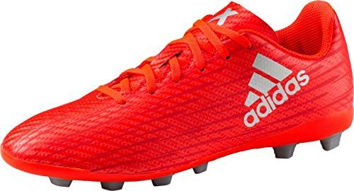 Adidas Performance Messi 15,3 cubierta Botas de fútbol â??â??negro shock verde rojo solar 7 M
