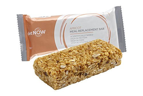 Diet Now – Meal Replacement Bars | High Protein and Fibre Enriched with Vitamins | Very Low Calorie Diet – 12 Pack – Mixed Flavours