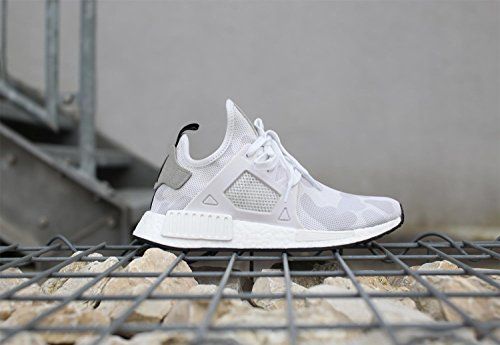 Adidas Nmd_xr1, Chaussures De Fitness Pour Homme Blanc