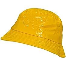 Amazon.es  sombreros impermeables - Amarillo e72d0bce03c9