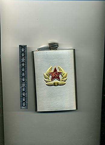 Flachmann f. Russische Offiziere Russland Putin Rote Armee Glühwein Behälter
