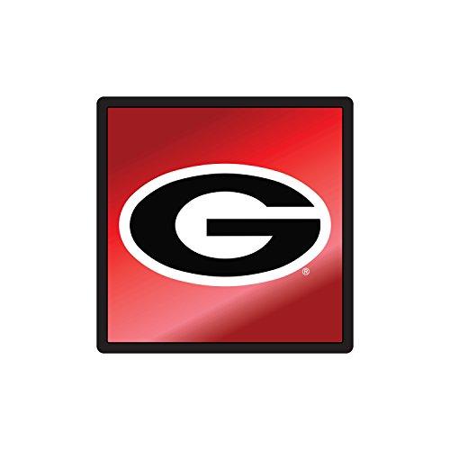 Georgia Bulldogs Abdeckung für Anhängerkupplung, MIR DOMED GA SQUARE HITCH (04271)