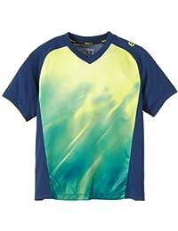 Wilson T-Shirt à Encolure Ras du Cou pour Enfant