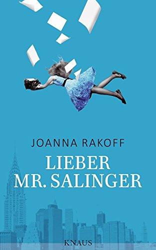 Buchseite und Rezensionen zu 'Lieber Mr. Salinger' von Joanna Rakoff