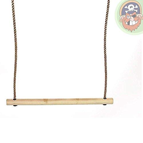 Preisvergleich Produktbild Trapez Holztrapez für Schaukel von Gartenpirat®