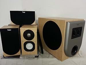 teufel concept m 5 1 ahorn audio hifi. Black Bedroom Furniture Sets. Home Design Ideas