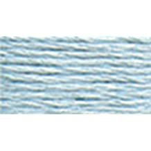 DMC 6-Strand Embroidery Cotton 8.7yd-Pale Baby Blue