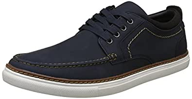 BATA Men's Alexander Blue Sneakers-11 UK/India (45 EU) (8219113)