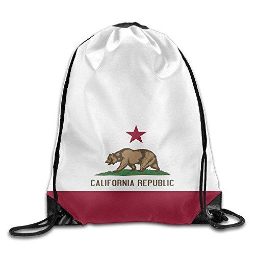 Etryrt Turnbeutel/Sportbeutel, American Oregon State Flag Sackpack Drawstring Bags Polyester Backpack Outdoor Sports Gym Bag Yoga Runner Daypack Team Training Gymsack Big Capacity (Twin Sides) -