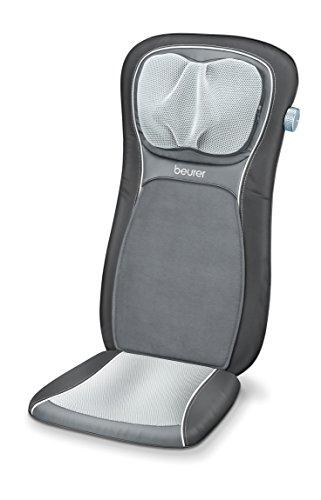 Beurer 640.37 MG 260 Shiatsu-Sitzauflage, schwarz