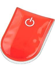 Safety Maker Uni Reflektor Multilight L Anhänger, Rot, L