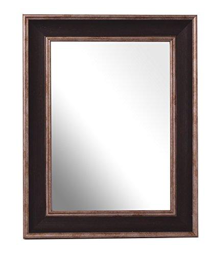 Inov8-A4-lavar-British-espejo-marco-de-tamao-grande-2-unidades-negro