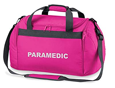 Pink Holdall Carry Bag for Paramedics