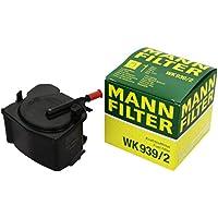 Mann Filter WK 939/2 Filtro de Combustible