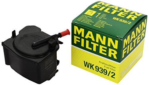 Original MANN-FILTER Kraftstofffilter WK 939/2 – Für PKW